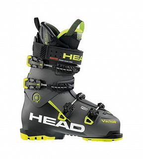 Vector EVO 130 S Anthracite/Black/Neon Yellow